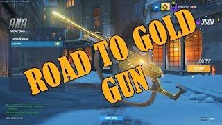 Download Overwatch: The Golden Gun Match (Master Ana Gameplay) Video