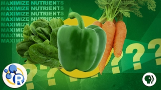 Download How Does Cooking Affect Nutrients in Veggies? Video