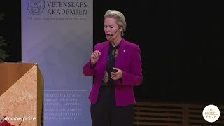 Download Frances H. Arnold: Nobel Lecture in Chemistry 2018 Video