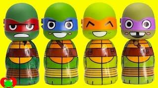 Download Teenage Mutant Ninja Turtles Bath Soaps with Paw Patrol Color Matching Video