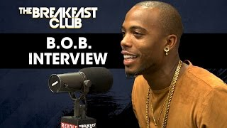 Download B.o.B. Defends His 'Earth Is Flat' Theory, Talks New Music & More Video