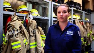 Download Want to be a fire fighter? Watch this! Video