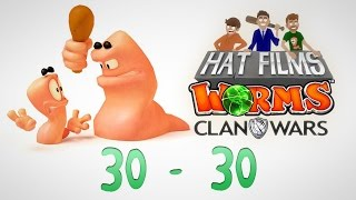 Download Worms Clan Wars - 30 - 30 Video