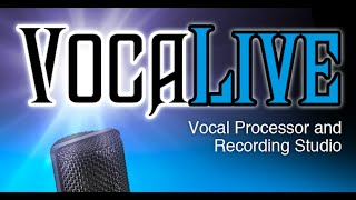Download Vocalive Tutorial Video