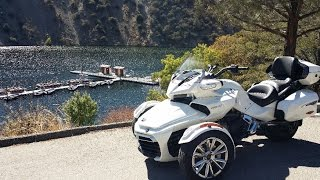 Download PART 2 of 3 - 2017 F3 Limited Can Am Spyder Review - 10 day Roadtest Video