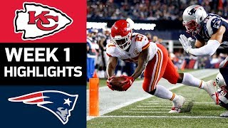 Download Chiefs vs. Patriots | NFL Week 1 Game Highlights Video