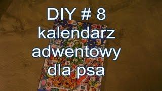 Download DIY # 8 kalendarz adwentowy dla psa(Zrób to sam wersja świąteczna #2) Video
