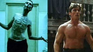 Download 10 Most Unbelievable Actor Physical Transformations Video