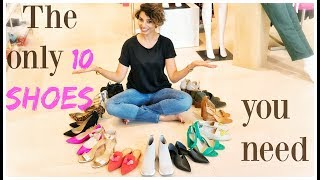 Download 10 SHOES THAT LOOK GOOD WITH EVERY OUTFIT (2018) Video