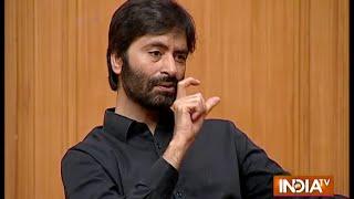 Download We Want An Independent Kashmir Says Yasin Malik - India TV Video