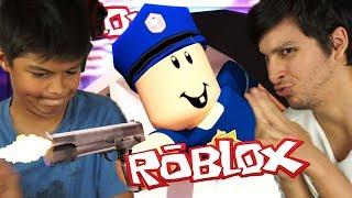 Download SOMOS LOS POLICÍAS MÁS SUBNORMALES DE ROBLOX !! - Roblox Jailbreak Video