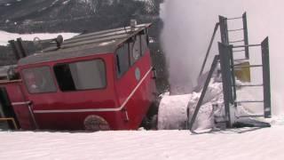 Download Pikes Peak Cog Railway Snowplow HD snow plow Video