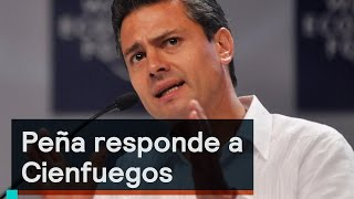 Download Denise Maerker 10 en punto - Peña Nieto responde a Cienfuegos Video