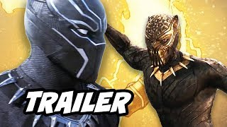 Download Black Panther Official Trailer and New Infinity War Suit Breakdown Video