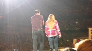 Download Luke Bryan Helps Girl Celebrate Her 21st Birthday Video