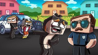 Download Minecraft - PSYCHO FAN ARRESTED BY POLICE (Psycho Fan Challenge) Video