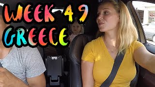 Download Road Trip Across Greece with Kids!! From Costa Navarino to Athens /// WEEK 49 : Greece Video