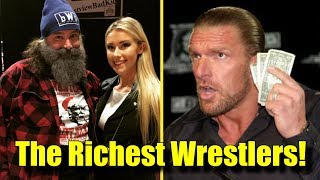 Download 10 of the RICHEST Wrestlers in WWE! (2018) Video