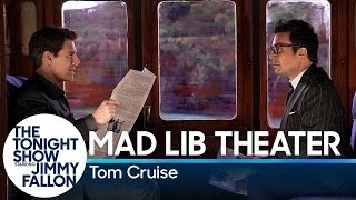 Download Mad Lib Theater with Tom Cruise (Mission: Impossible Edition) Video
