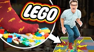 Download Worst Toys To Step On (TEST) Video