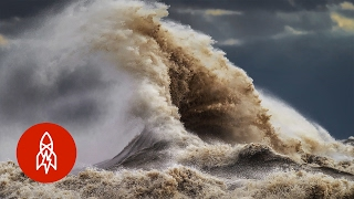 Download Photographing Liquid Mountains | That's Amazing Video