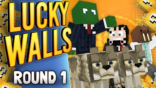 Download Minecraft - Lucky Walls - The Dogs Of War (Round 1) Video