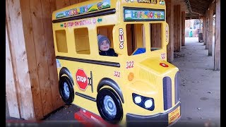 Download Wheels on the Bus Song/Nursery Rhymes/ Big Yellow Bus / Videos For Kids Video