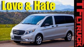 Download Top 5 Things We Love & Hate About Mercedes-Benz Metris Video