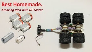 Download RC homemade how to make RC Heavy Tuck 6x6 Back axcle Home Action Video