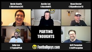 Download Footballguys DFS Power Grid Week 12 Video