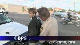 Download Roadside Ruckus, Officer Blake Goddard, COPS TV SHOW Video