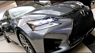 Download 2017 Lexus GS-F Review-Ultra HD Video