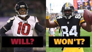 Download 5 NFL Wide Receivers that WILL Win a Super Bowl and 5 that WON'T Video