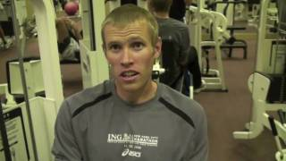 Download Ryan Hall Shares His Training Program & Talks Taper for the 2009 NYC Marathon Video