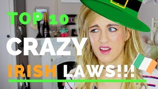 Download Top 10 CRAZY Irish Laws!!! Video