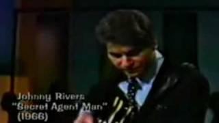 Download JOHNNY RIVERS - Secret Agent Man 1966 Video