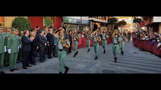 Download Caballeros Legionarios Algeciras 26/3/2018 Legión Lunes Santo Video