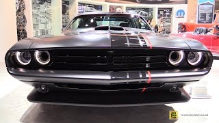 Download 2017 Dodge Challenger Shakedown by Mopar - Exterior and Interior Walkaround - 2017 Detroit Auto Show Video