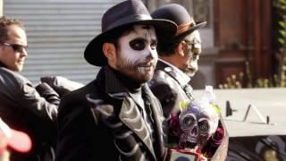 Download Dia de muertos 29 Octubre cdmx Video