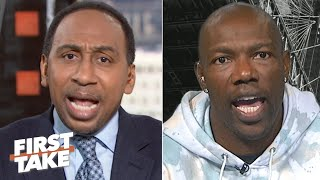 Download Terrell Owens confronts Stephen A. over Colin Kaepernick criticisms | First Take Video
