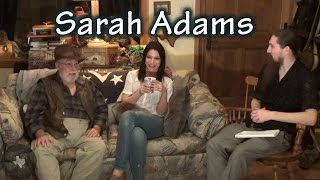 Download Sarah Adams interview by Daniel Alan Jones with Jim Marrs Video