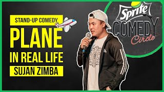 Download Plane in Real Life | Stand-up Comedy by Sujan Zimba Video