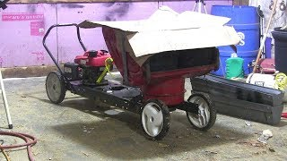 Download Gas Powered Can Crusher - Built From Junk Video