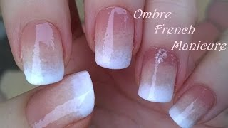 Download Ombre FRENCH MANICURE Design - Pure Sponge Nail Art Tutorial Video