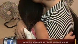 Download 24 Oras: Nawawalang bata sa cavite, natagpuan na Video