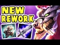 Download WHY DOES THIS KEEP HAPPENING TO ME?! RUINED A RELATIONSHIP | NEW WARWICK REWORK JUNGLE Nightblue3 Video