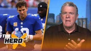 Download Should the Giants and Steelers draft a quarterback in 2018? Peter King weighs in | THE HERD Video