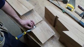 Download Timber Framing Scarf Joint Video
