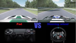 Download Pad VS Steering Wheel: The (In)famous Battle Video