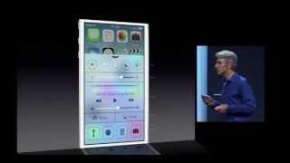Download Full iOS 7 Apple WWDC 2013 Keynote Video